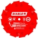 Freud D1012LF PCD Laminate Flooring Blade 10 Inch 12 Carbide Teeth Anti Kick Flooring Blade