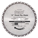 Freud LM72M014 14X30X1 FLAT TOP Saw Blade
