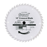 "Freud LU71M016 16"" 48 Tooth ATB General Purpose Saw Blade"