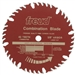 Freud LU84R009 9 X 40 X 5/8 Combination blade RED Perma SHIELD