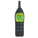 EP8706 Digital HVAC Psychrometer With Temperature Port, Field Calibratable by General Tools