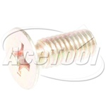 Hitachi 949340 Flat Head Screw, Hitachi Replacement Parts