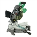 Hitachi Power Tools C10FCH2 10'' Compound Miter Saw with Laser