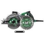 Metabo HPT C7WDMM 7-1/4 in. Worm Drive Circular Saw