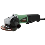 Metabo HPT G12SE2M 9.5 Amp AC/DC 4-1/2 in. Paddle Switch Angle Grinder