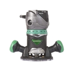 Metabo HPT M12VCM 2-1/4 Peak HP Variable Speed Fixed/Plunge Base Router Kit