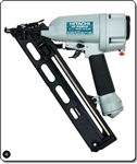 "Nt65Ma4 2-1/2"" 15-Gauge Angled Finish Nailer w/ Air Duster by Hitachi"