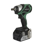 WR18DSDL 18V Lithium Ion Impact Wrench (3.0Ah) by Hitachi