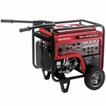 Honda Power Equipment EM4000S Deluxe Generator, 4000 Watts, 120/240 Volts