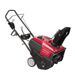 Honda HS720AM Single stage Snow Thrower with Electric Start