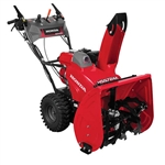 Honda HSS724AWD 24 in. 2 Stage Hydrostatic Wheel Drive Snow Blower, All Wheel Drive