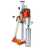 Husqvarna 967208601 DMS 340 Core Drill with Stand