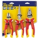 "Irwin 10505519NA 3 Pc. Insulated Set Contains: 6"" Diagonal, 7"" Combination & 8"" Long Nose"