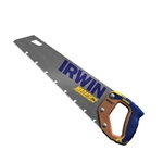 "Irwin 2011201 15"" ProTouch Coarse Cut Carpenter Saw,9pt, M2, DeepGullets,EasyStart,PT Handle"