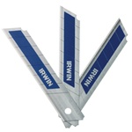 Irwin 2086403 3-Pack Bi-Metal Snap Blades 18mm
