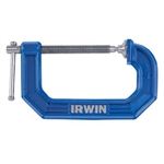 "Irwin 225134 3"" x 4-1/2"" Deep Throat C-Clamp"