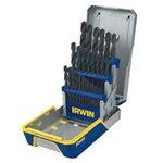 Irwin 3018004 29 Pc. Drill Bit Industrial Set Cas - Metal Twist Drilling