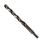 "Irwin 3019125B 25/64"" Black & Gold Hss 135¡ - Jobb - Metal Twist Drilling"