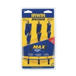 Irwin 3041003 3 Pc. Set Speedbor Max (5/8,3/4, 1 - Wood