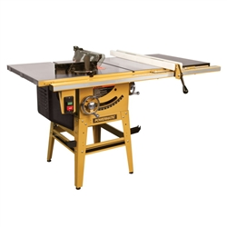 "Powermatic 1791229K 64B-30 64B TABLE SAW, 1.75HP 115/230V, 30"" FENCE WITH RIVING KNIFE"