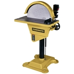 Powermatic 1791264 DS20 Disc Sander 3HP 3PH 230/460V