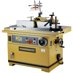 Powermatic 1791284 TS29 TS29 Shaper, 7-1/2HP 3PH 230/460V with Sliding Table