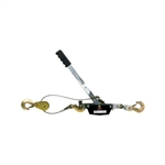 JET 180420 JCP-2 2 Ton Cable Puller With 6 ft. Lift