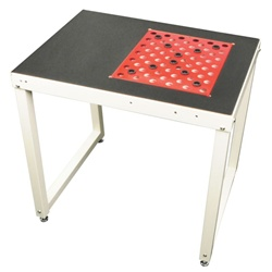 JET Stand Alone Downdraft Table with Leg Sets