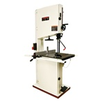 "JET JWBS-20QT-5, 20"" Bandsaw with Quick Tension, 5HP, 1Ph"