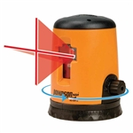 Johnson Level - Line Lasers: 40-0912 Self-Leveling Cross-Line Laser
