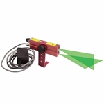 Johnson Level - Industrial Cross-Line Lasers: 40-6232 Industrial Alignment Cross-Line Laser Level with GreenBrite� Technology
