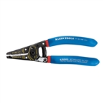 Klein Tools 11057 Klein-Kurve® Wire Stripper/Cutter  Solid and Stranded Wire