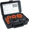 Klein 31902 8 Piece Bi-Metal Hole Saw Kit