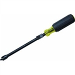 Klein Tools 32215 1/4'' (6 mm) Slotted Screw-Holding Screwdriver