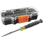 Klein 32717 All-in-1 Precision Screwdriver Set with Case