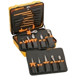Klein 33527 General Purpose 1000V Insulated Tool Kit 22-Piece
