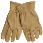 Klein 40023 Cowhide Work Gloves XL
