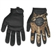 Klein 40209 Journeyman Camouflage Gloves, size L