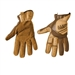Klein 40227 Journeyman Leather Utility Gloves Large