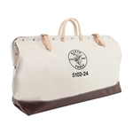 Klein 5102-24 24 in. Canvas Tool Bag