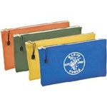 Klein Tools 5140 Zipper Bags-Canvas, 4-Pack