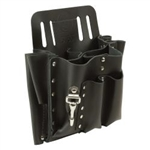 Klein Tools 5165 10-Pocket Tool Pouch