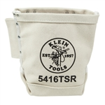 Klein 5416TSR Bull-Pin/Bolt Bag with Drain Holes