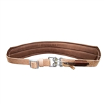 Klein 5426L Padded Leather Quick-Release Belt Large