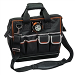 55431 - Klein Tradesman Pro Organizer Lighted Tool Bag