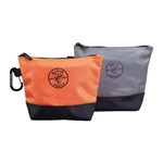 Klein 55470 Stand Up Zipper Bags, 2pk.