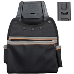 Klein 55913 Modular Parts Pouch with Belt Clip