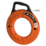 Klein 56004 1/8 in. Wide Steel Fish Tape 240 ft.