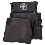 Klein Tools 5701 PowerLine 8-Pocket Tool Pouch