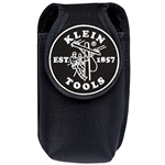 Klein 5715 PowerLine Mobile Phone Holder, Black Nylon, Large